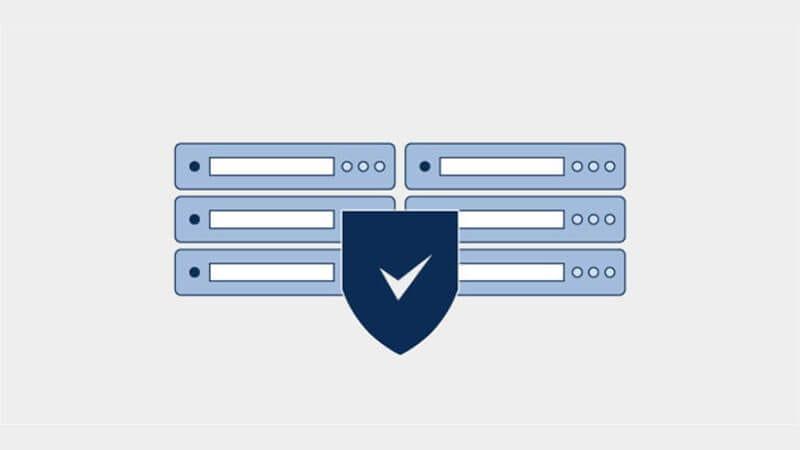 Physical Data Centre Security diagram